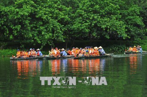 Ninh Binh, destination prisee des touristes hinh anh 1