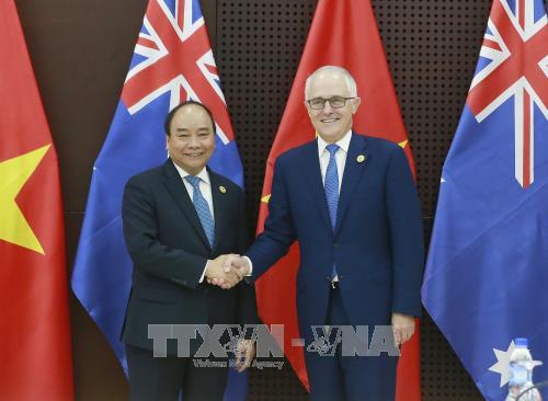 Le partenariat strategique ouvrira un nouveau chapitre des relations Vietnam-Australie hinh anh 1