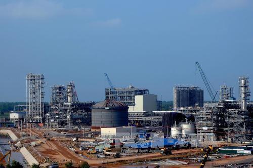 Entree en activite de la raffinerie de Nghi Son hinh anh 1