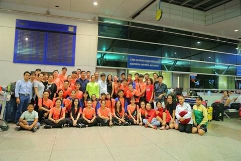 Le taekwondo prepare pour les Jeux d'Asie hinh anh 1
