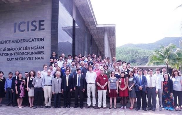Des conferences sur les exoplanetes a Binh Dinh hinh anh 1