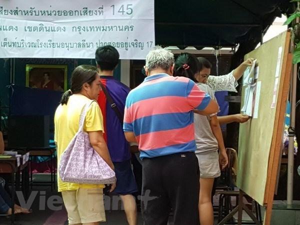 Thailande : plus de 30 partis s'enregistrent en vue des elections hinh anh 1