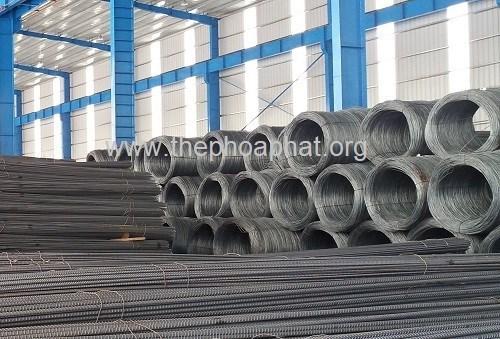 Hoa Phat exporte plus de 30.000 tonnes d'acier en fevrier hinh anh 1