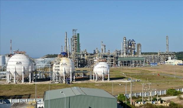 Des geants petroliers veulent devenir des partenaires de la Sarl de Binh Son hinh anh 1