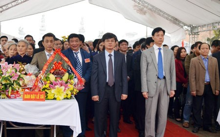 Hommage a Hai Thuong Lan Ong, grand nom de la medecine traditionnelle vietnamienne hinh anh 1