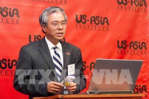 L'ambassadeur Pham Quang Vinh apprecie la cooperation Etats-Unis-ASEAN hinh anh 1