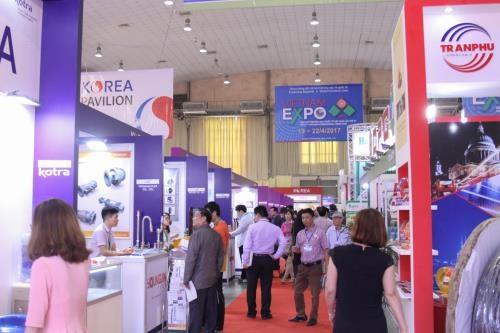 Bientot la foire Vietnam Expo 2018 a Hanoi hinh anh 1