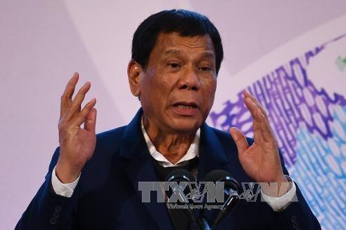 Le president des Philippines ne participera pas au Sommet special ASEAN-Australie hinh anh 1
