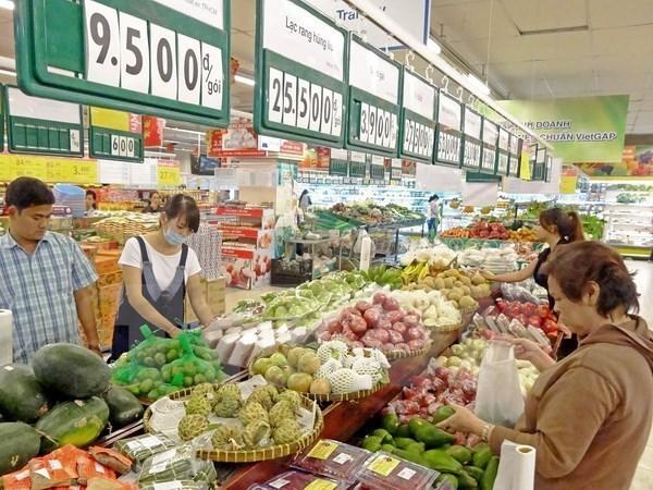 Exportation de fruits: excedent commercial de plus de 452 millions d'USD en 2 mois hinh anh 1