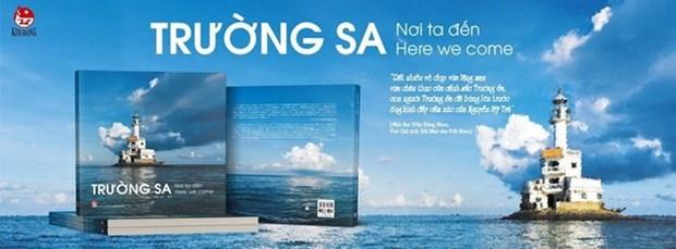 Le livre «Truong Sa, la ou nous nous rendons»: une ode patriotique hinh anh 1