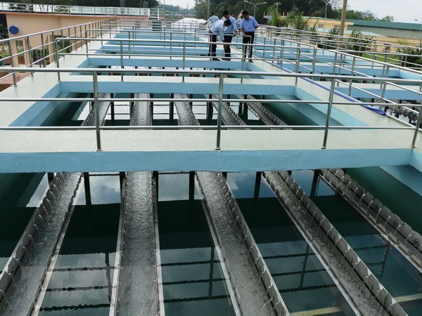 Ho Chi Minh-Ville coopere avec le Japon dans le traitement de l'eau propre hinh anh 1