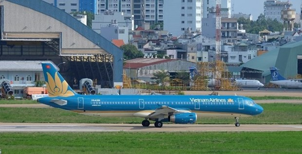 Vietnam Airlines ouvre ​une nouvelle ligne aerienne Nha Trang-Seoul hinh anh 1
