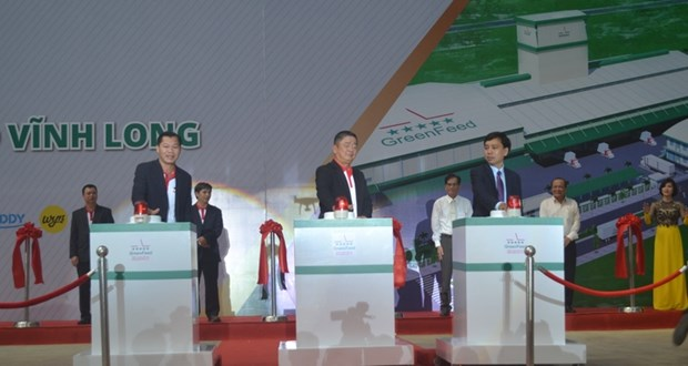 GreenFeed Vietnam inaugure sa 8e usine d'aliments pour animaux hinh anh 1