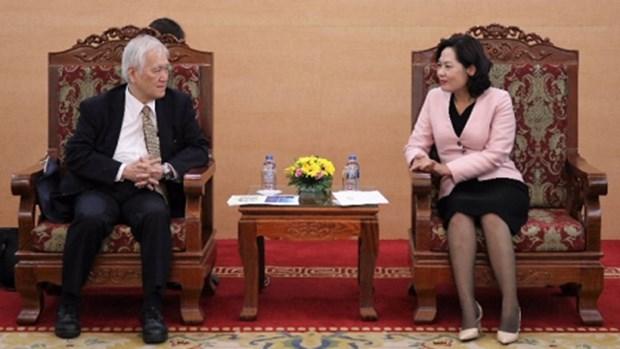 Le Vietnam salue les activites du groupe japonais Mitsubishi UFJ hinh anh 1