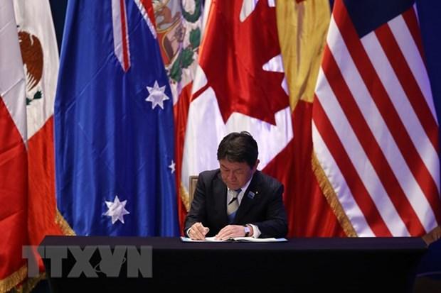 Signature du CPTPP : le commerce progressiste etait un juste choix du futur hinh anh 1