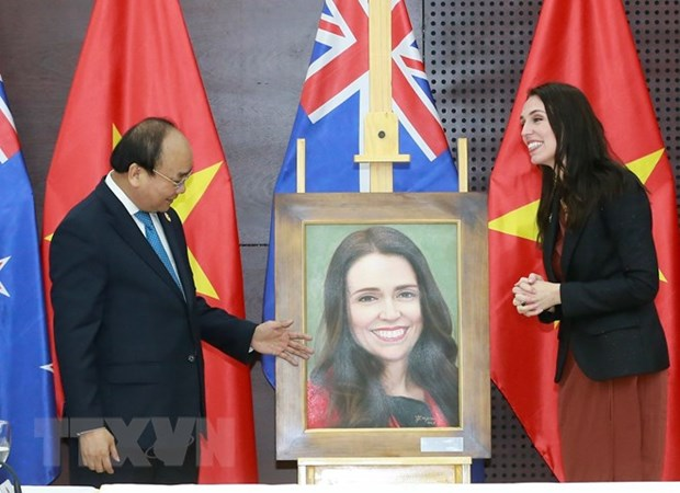 Promotion de la cooperation economique en secteur cle des liens Vietnam-Nouvelle-Zelande hinh anh 1