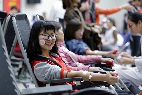 Don du sang: un geste pour sauver des vies hinh anh 1