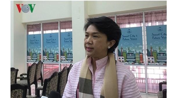 Villes intelligentes: le groupe thailandais Amata accentue ses investissements au Vietnam hinh anh 1