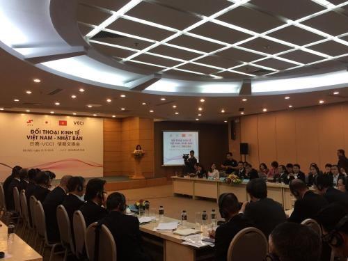 Dialogue economique Vietnam-Japon a Hanoi hinh anh 1
