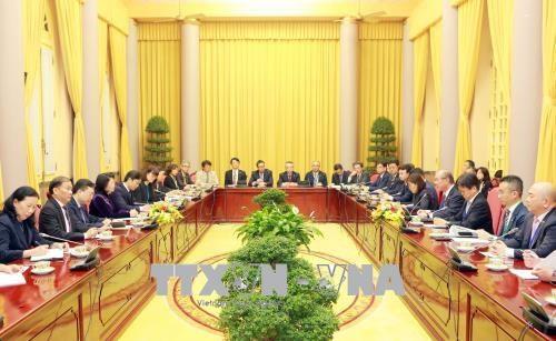 La cooperation multiforme Vietnam-Japon est de plus en plus elargie hinh anh 1