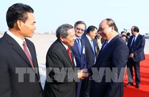 Le Vietnam, 3e partenaire commercial du Laos hinh anh 1