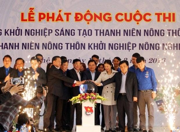 Agriculture high-tech : promouvoir l'entrepreneuriat chez les jeunes hinh anh 1