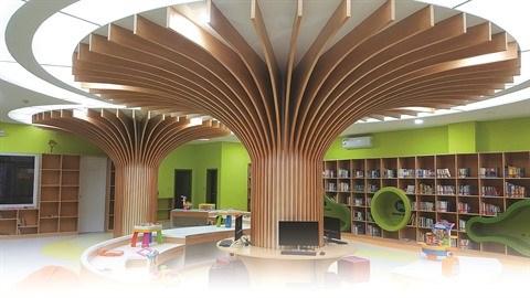 La premiere bibliotheque polyvalente pour enfants au Vietnam hinh anh 1
