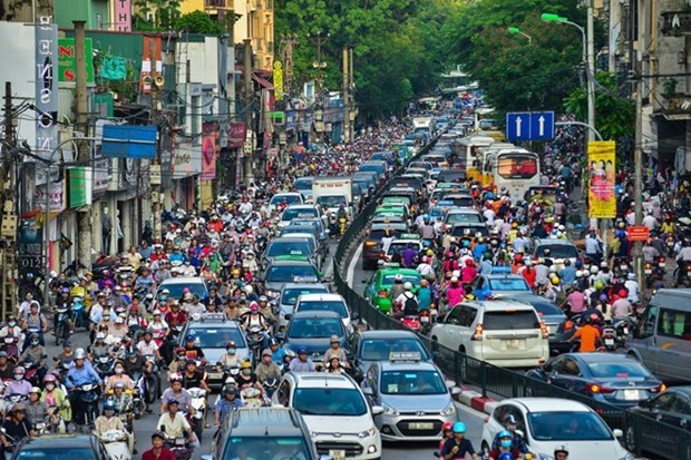 La Banque mondiale aide le Vietnam dans les transports publics hinh anh 1