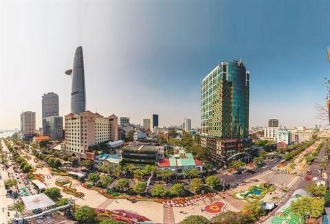 Succes de la rue florale Nguyen Hue a Ho Chi Minh-Ville hinh anh 1