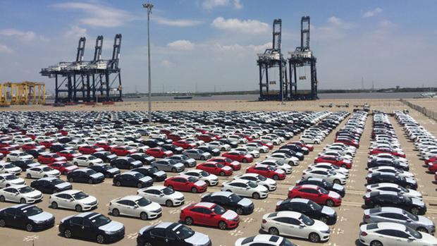 Les importations nationales d'automobiles ont le vent en poupe debut mars. hinh anh 1