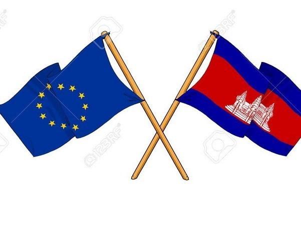 L'UE renforce sa cooperation avec le Cambodge hinh anh 1