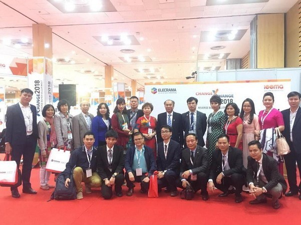 Electricite : 40 compagnies vietnamiennes au salon Elecrama 2018 en Inde hinh anh 1