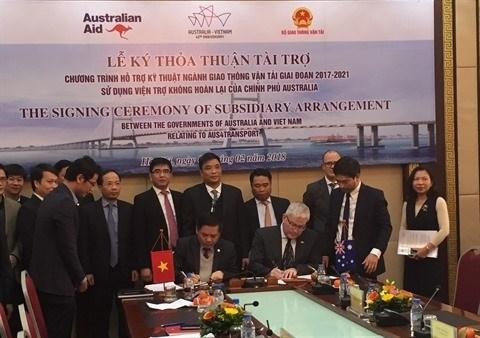 Vietnam - Australie: Volonte commune de parvenir au partenariat strategique hinh anh 3