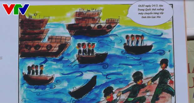 Commemoration de la bataille navale de Gac Ma hinh anh 2