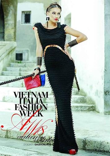 Hanoi accueille la Fashion Week Vietnam-Italie hinh anh 1