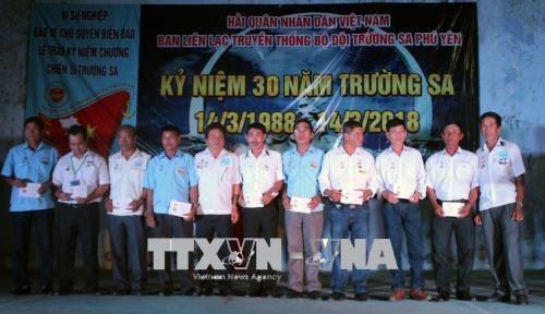 Commemoration de la bataille navale de Gac Ma hinh anh 1