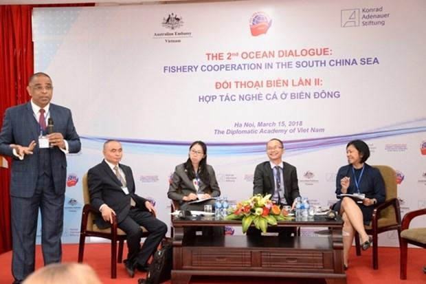Promouvoir la cooperation en matiere de peche en Mer Orientale hinh anh 1