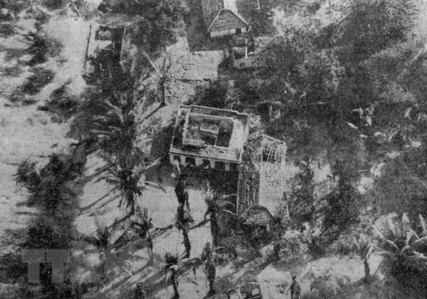 Commemoration du massacre de My Lai aux Etats-Unis hinh anh 1