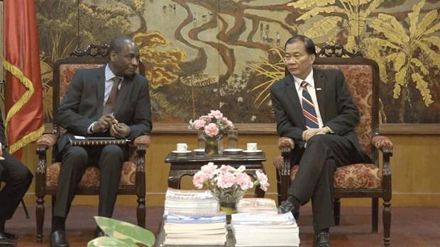 Le Vietnam veut renforcer ses liens economiques avec les pays francophones hinh anh 1