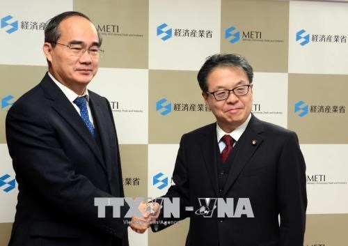 HCM-Ville souhaite continuer a recevoir des investissements japonais hinh anh 1