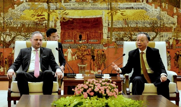Hanoi intensifie la cooperation avec la region de Bratislava (Slovaquie) hinh anh 1