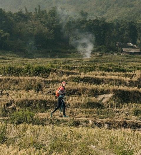 Une Vietnamienne court le Marathon du Pole Nord 2018 hinh anh 2