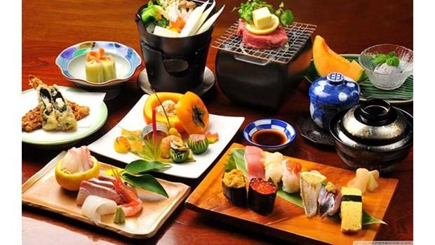 A la decouverte de la gastronomie japonaise et vietnamienne a Hanoi hinh anh 1