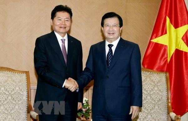 La cooperation agricole Vietnam-Republique de Coree encouragee hinh anh 1