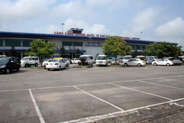 L'aeroport de Phu Bai sera ameliore pour desservir 5 millions de passagers par an hinh anh 1