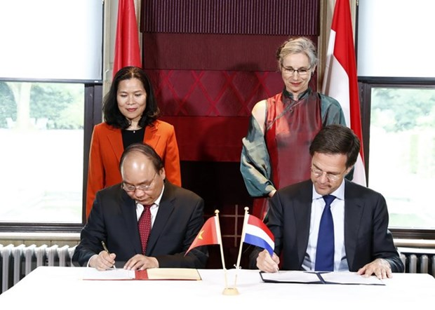 Vietnam-Pays-Bas : exemple des relations dynamiques et efficaces hinh anh 1