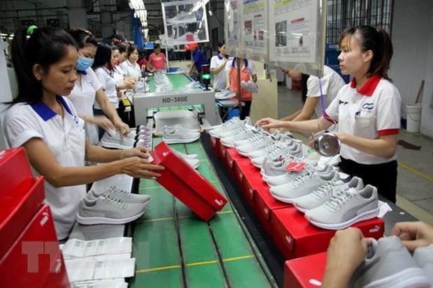 Les chaussures du Vietnam conserveront des avantages competitifs plusieurs decennies hinh anh 1