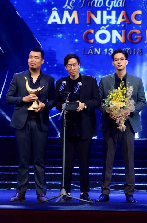 13e prix Cong hien : double consecration pour My Tam, Duong Cam et le groupe Ngot hinh anh 2