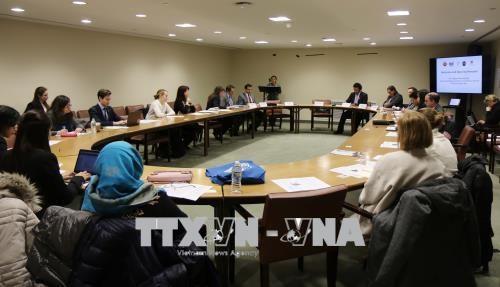 ONU : le groupe des amis de la prevention et de la lutte contre la noyade voit le jour hinh anh 1