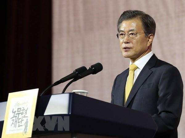 Le Vietnam est le pilier dans la Nouvelle politique Sud de R. de Coree hinh anh 1